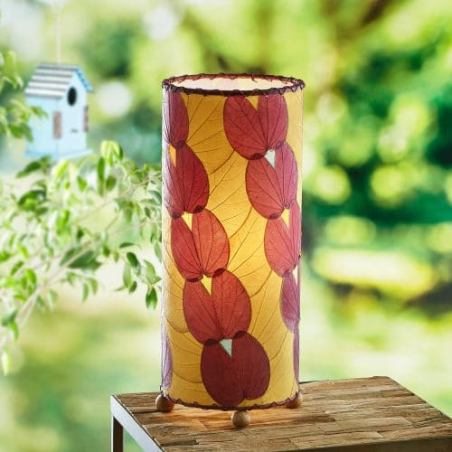 Outdoor Butterfly Table Lamp
